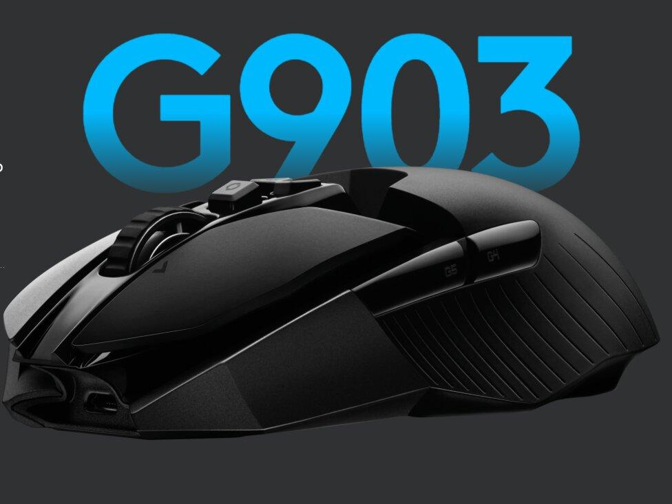 Trois nouvelles souris Logitech avec un capteur HERO 16K, de 70 à 149 euros