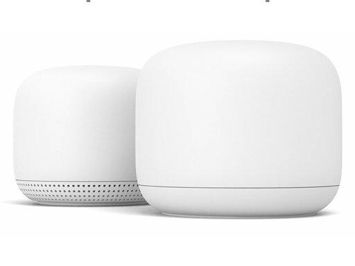 Google dévoile Nest Wifi : peu d'évolutions, mais un assistant désormais intégré