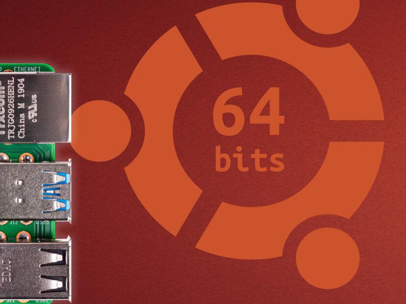 Comment installer Ubuntu 19.10 64 bits sur un Raspberry Pi 4 (même celui de 4 Go)
