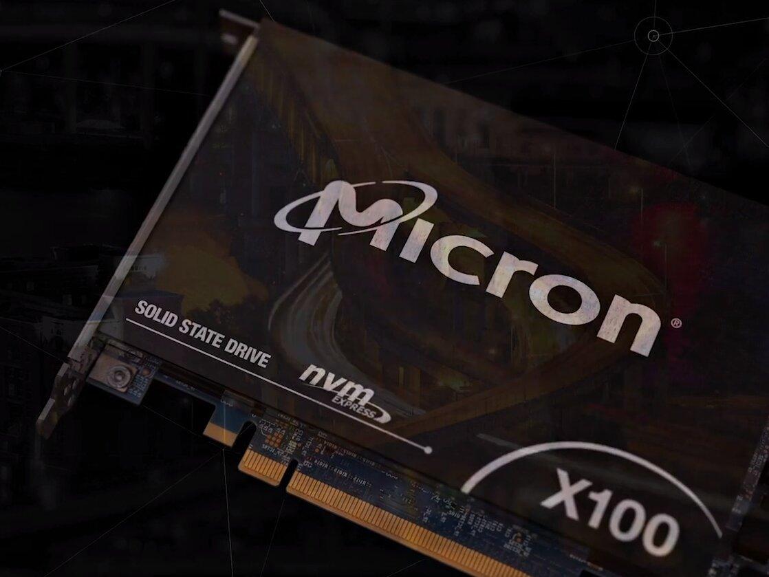 SSD Micron (Crucial) : 3D XPoint à 9 Go/s, TLC 96 couches sur les 5300/7300, X8 en USB 3.1 Gen 2