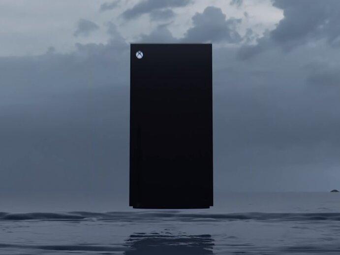 Xbox One Series X : le design d'un prototype en fuite