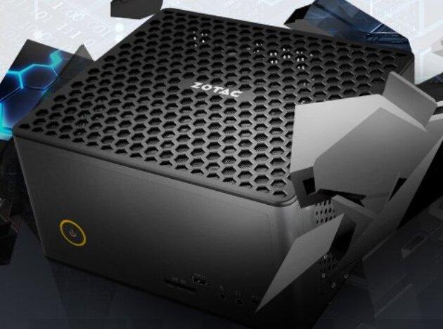 Zotac renforce ses gammes de mini PC et intègre des Ryzen d'AMD !