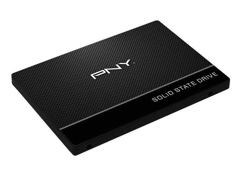 SSD CS900 de 960 Go : PNY annonce de la flash TLC, mais utilise de la QLC