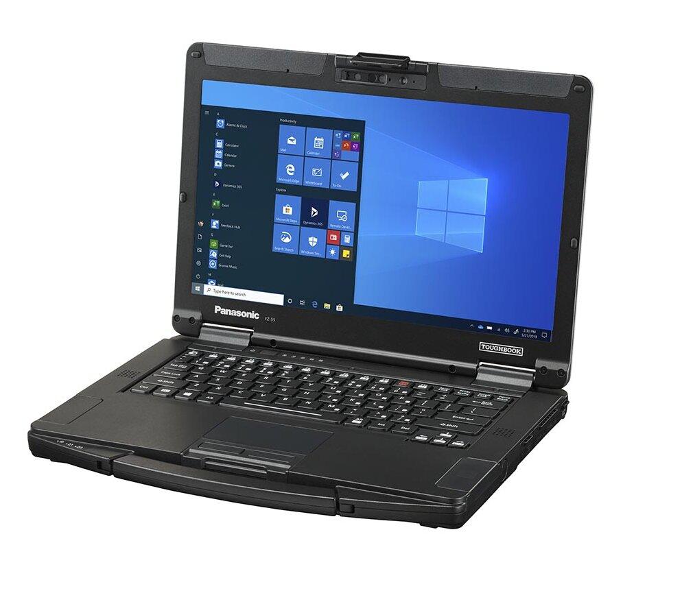 Le portable semi-durci TOUGHBOOK 55 de Panasonic entre dans la famille « Secured-core » de Microsoft