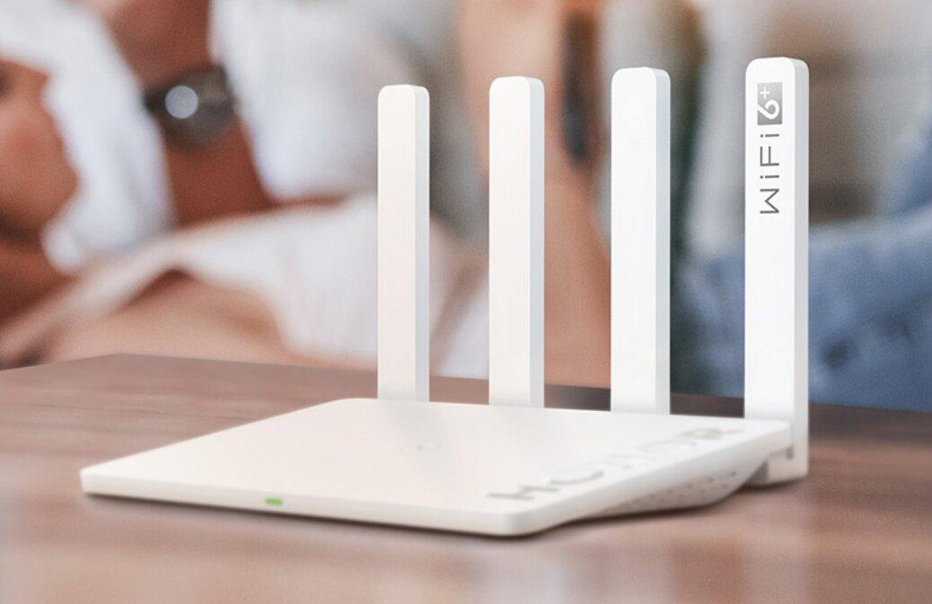 Honor Router 3 : du Wi-Fi 6 jusqu'à 3 Gb/s à petit prix