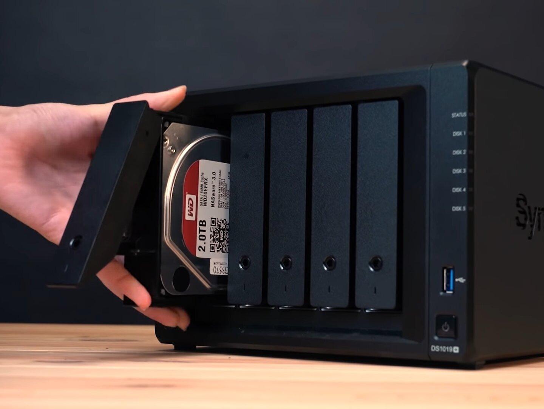 Comment déporter le stockage de votre PC sur un NAS via iSCSI