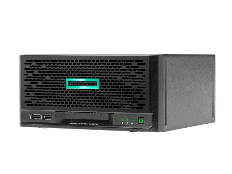 HPE ProLiant Microserver Gen10 Plus : compact, complet et évolutif, le serveur (NAS) parfait ?