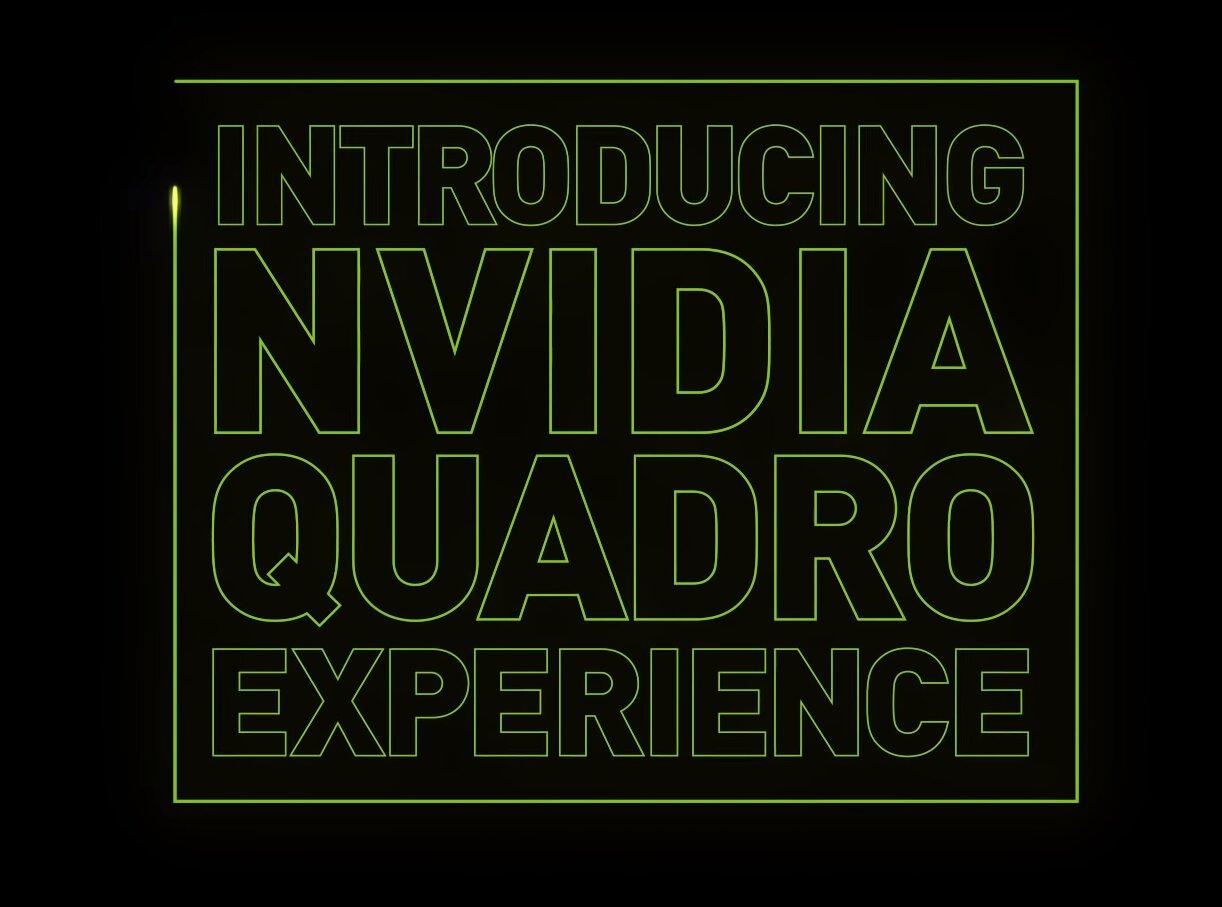 AMD et NVIDIA mettent à jour leurs pilotes, Quadro Experience est lancé