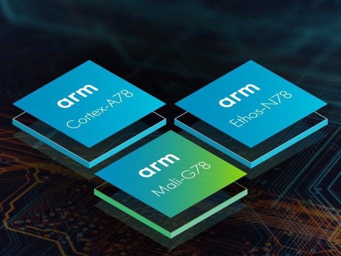 ARM fait le plein de nouveautés : Cortex-A78 en 5 nm, Cortex-X, GPU Mali-G78/G68 et Ethos-N78