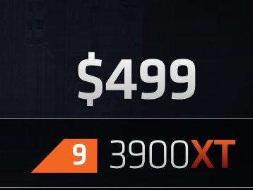 Avec son Ryzen 9 3900XT, AMD continue de mettre la pâtée à Intel
