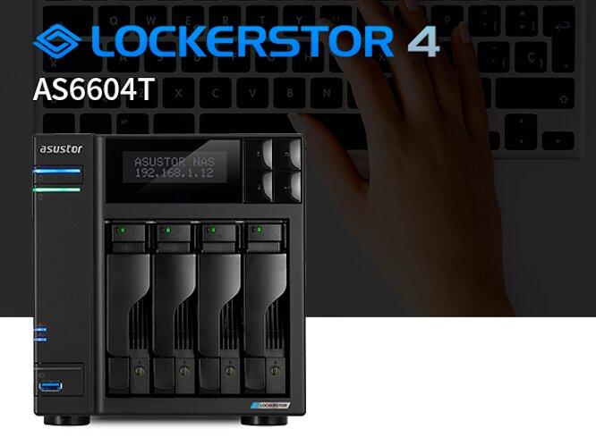 Lockerstor 2 et 4 : Asustor mise aussi sur le 2,5 Gb/s pour séduire les PME