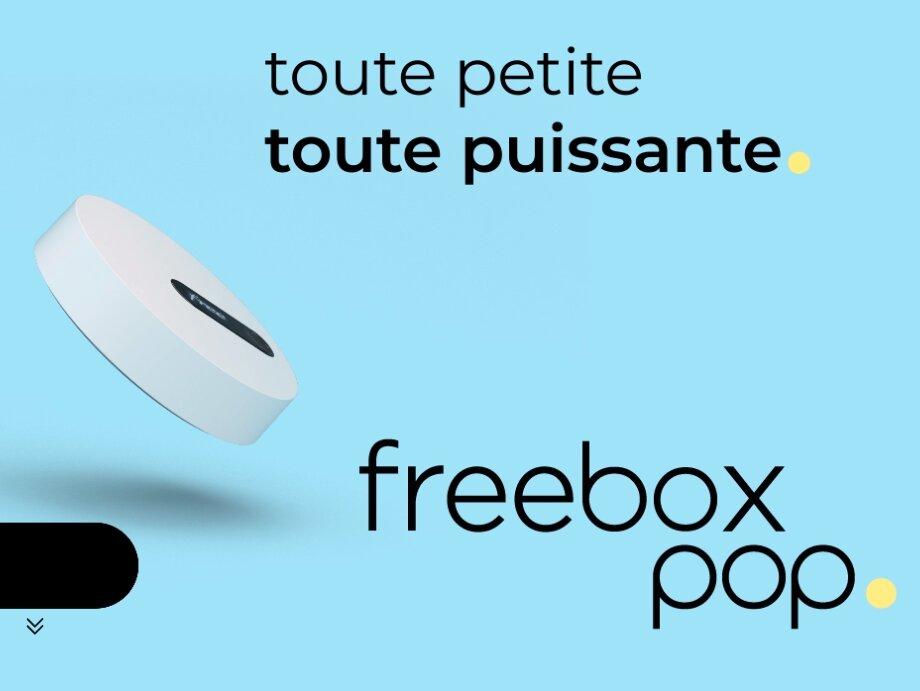 Freebox Pop et répéteur Wi-Fi : des performances suffisantes pour couvrir une maison ?