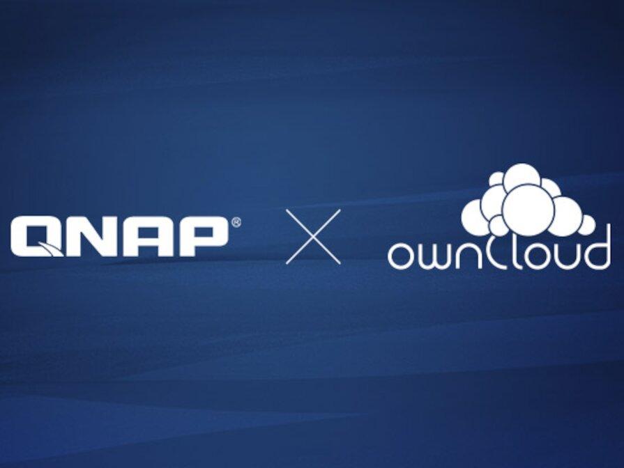 QNAP va distribuer les services d'ownCloud, licence payante comprise