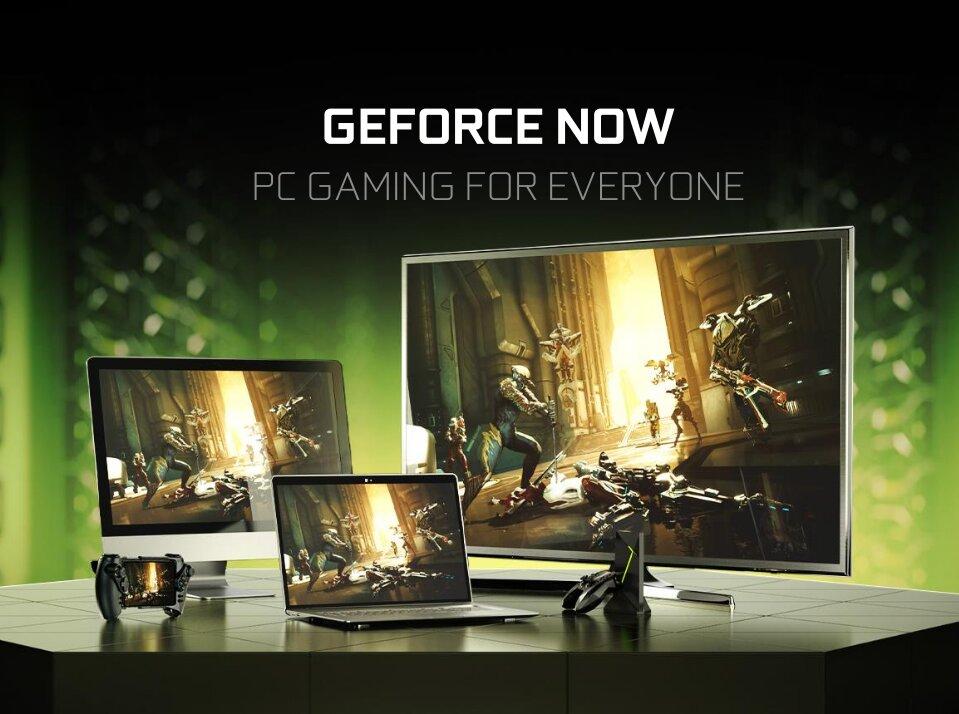 GeForce Now atteint 4 millions de membres et s'étend aux Chromebooks