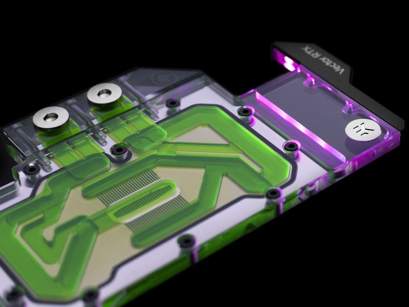 GeForce RTX 3080 et 3090 : des waterblocks chez Alphacool, Corsair et EK