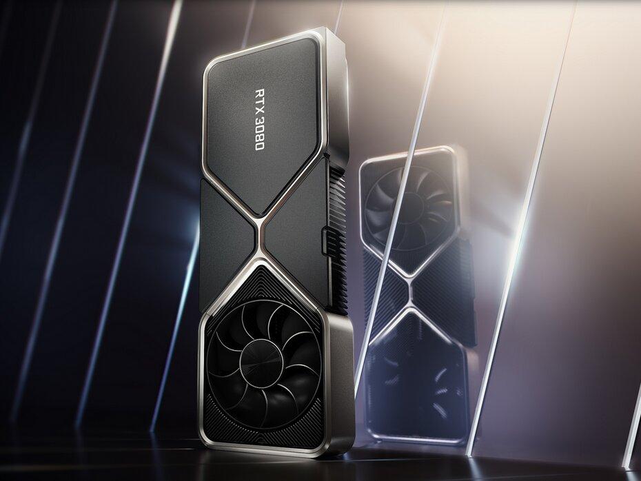 Notre analyse de la GeForce RTX 3080 : pensée pour la 4K, reine du rendu 3D