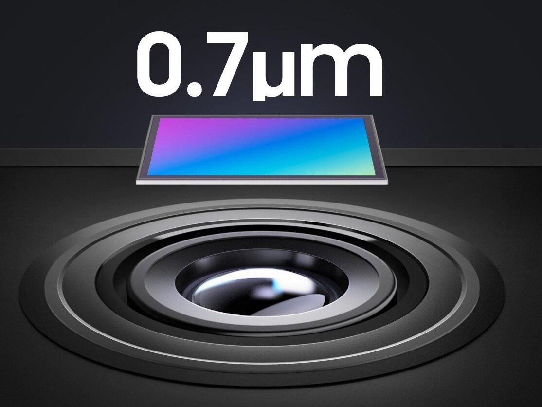 Samsung : quatre capteurs ISOCELL avec des pixels de 0,7 μm, pour « réduire le bourrelet »