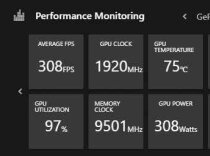 Performance Overlay de GeForce Experience : comment l'activer