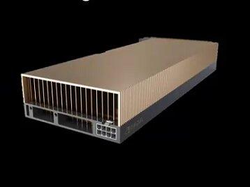 NVIDIA lance ses A40, RTX A6000 et veut toujours plus de place dans les serveurs