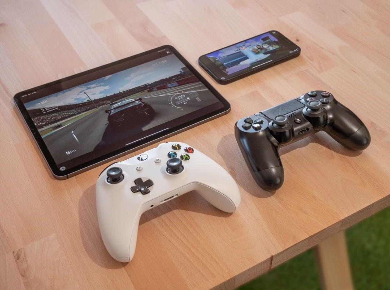 Cloud gaming chez Apple via Safari : Gamestream et NVIDIA dans les starting blocks