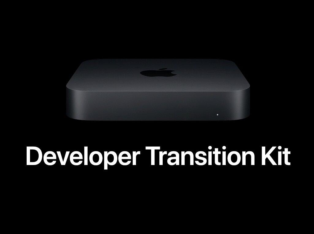 Retour sur le DTK 2020 d'Apple, seul Mac avec un SoC A12Z Bionic