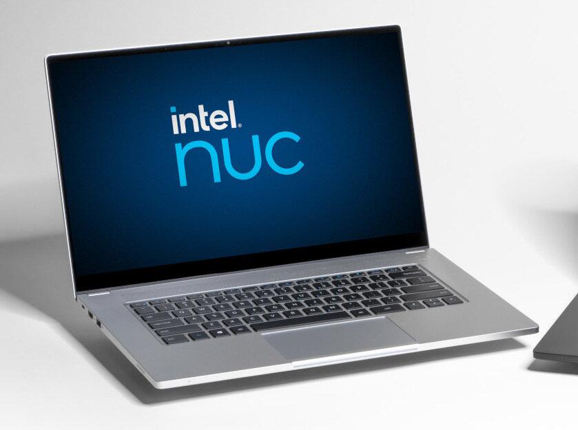 Intel NUC M15 (Bishop County) : un PC portable Tiger Lake EVO, à compléter