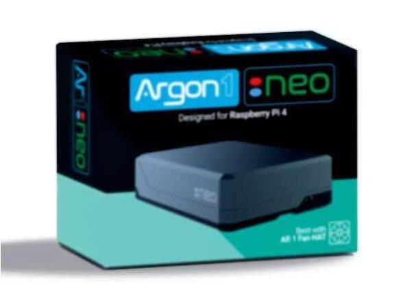 Boîtier Argon Neo pour Raspberry Pi 4 : le bon compromis à petit prix ?