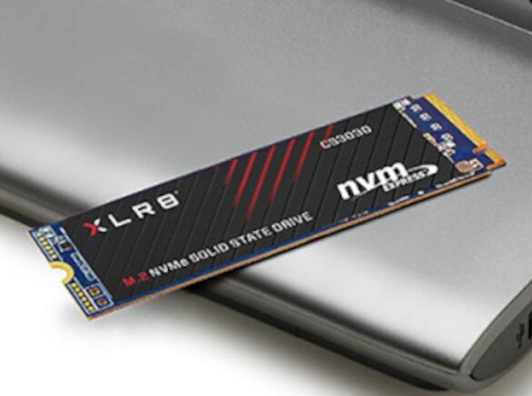 SSD XLR8 CS3030 PNY de 500 Go : jusqu'à 3,5 et 2 Go/s, vraiment ?