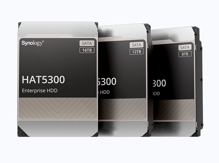 Disques durs HAT5300 de Synology : quelles performances et avantages ?