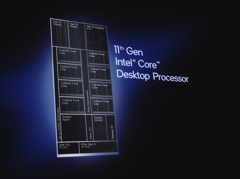 Intel Core i7-11700 : compatibilité Z490, PCIe 4.0 et premiers résultats