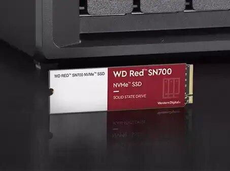 SSD WD Red SN700 (M.2, PCIe) de 1 To : au-delà de sa couleur, quelles performances ?
