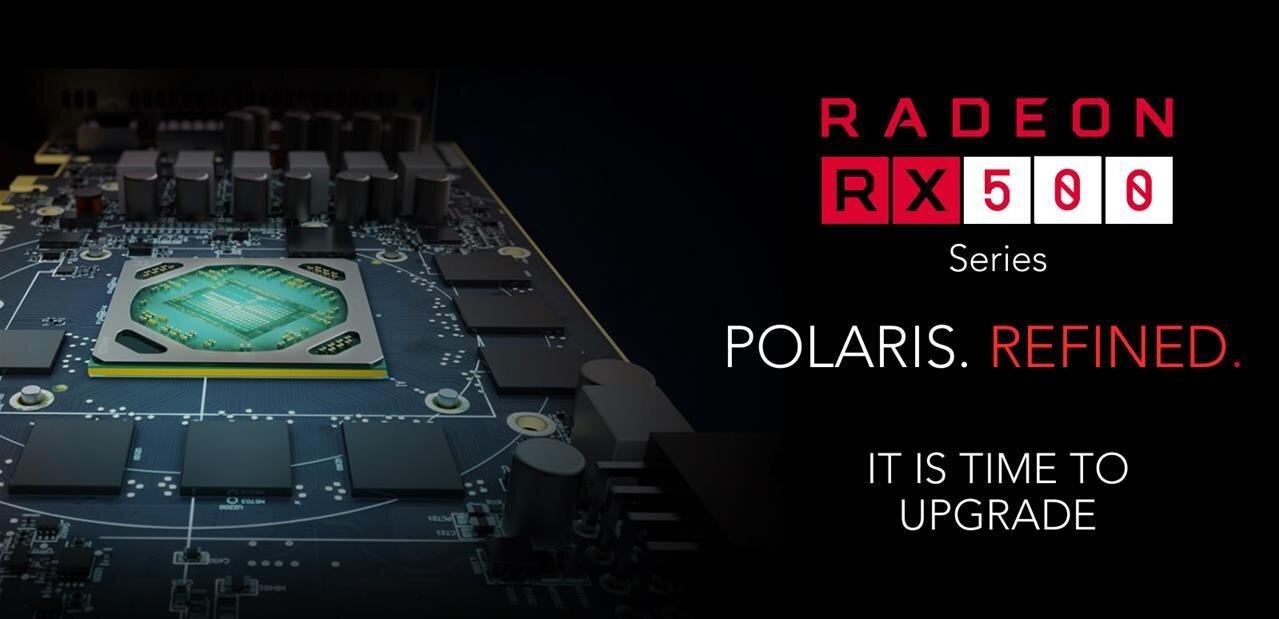 AMD dévoile ses Radeon RX 550, 560, 570 et 580 : une seule vraie nouveauté