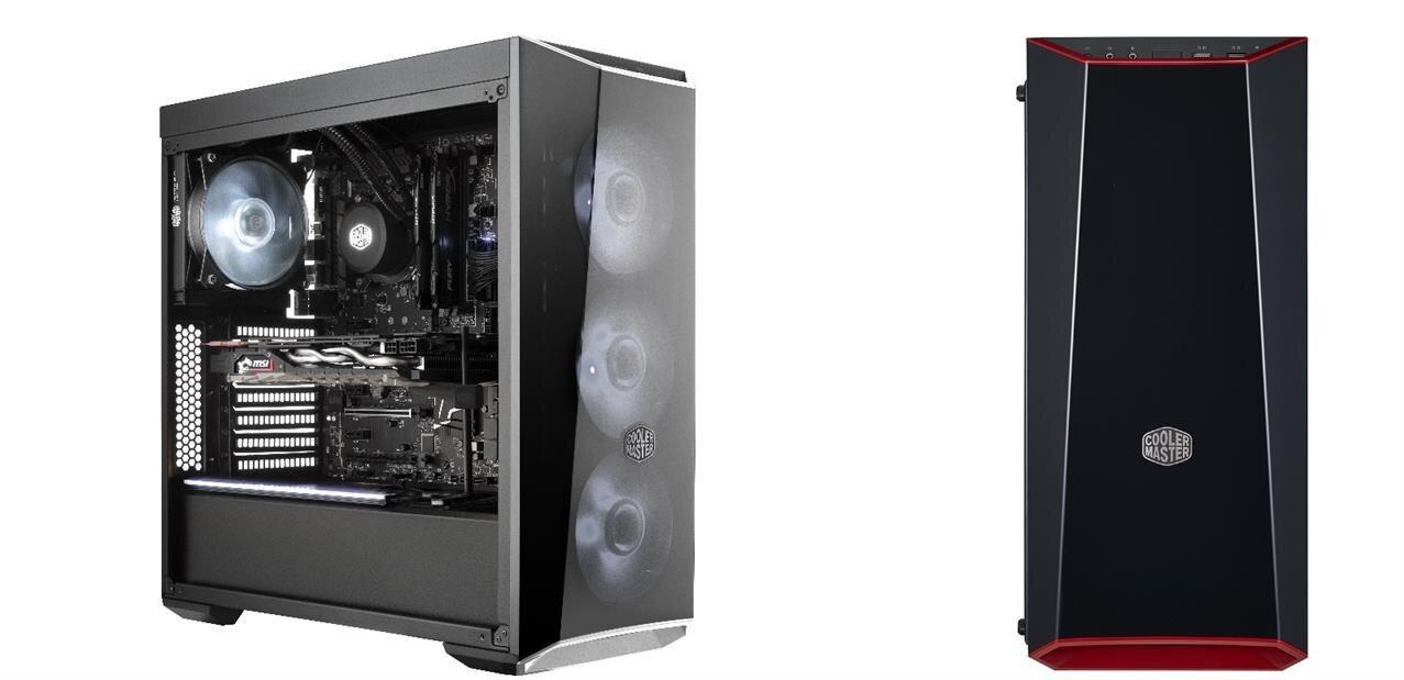 Cooler Master ajoute le boitier MasterBox 5 Lite à sa gamme