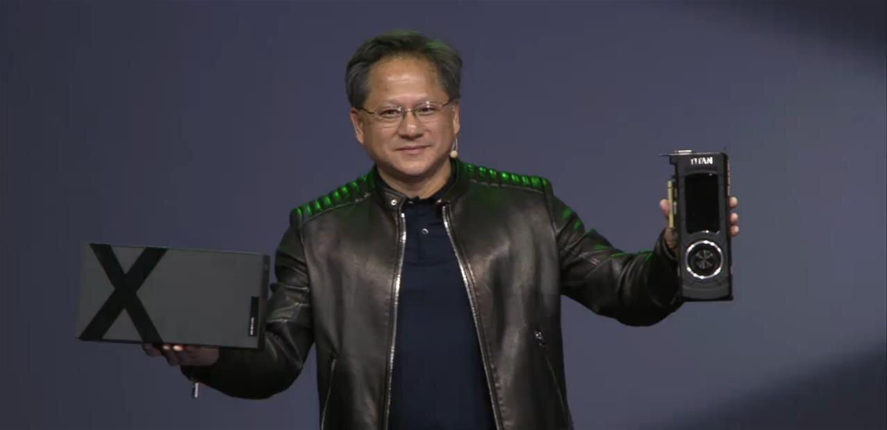 NVIDIA fera ses annonces le 14 mai et prévient : « Get amped »