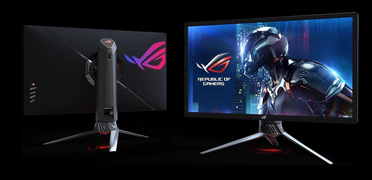 G-Sync, FreeSync, HDR : les écrans pour joueurs de 24,5 à 35 pouces ont la cote au Computex