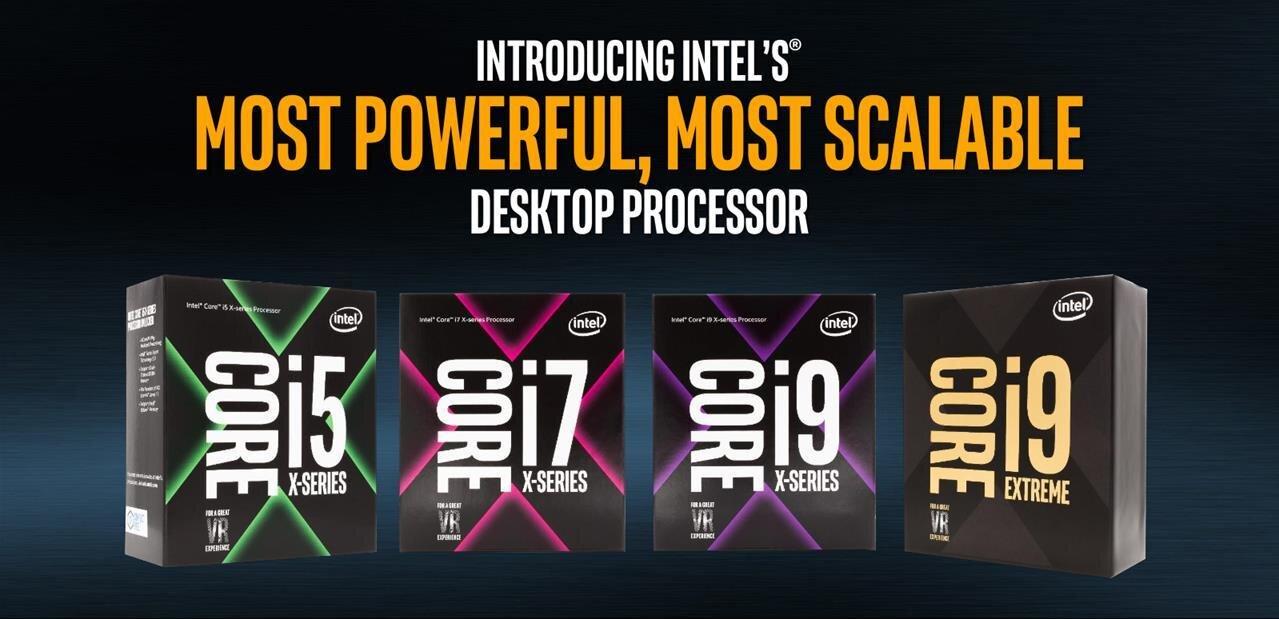 Core i9-9990XE d'Intel : 14 cœurs, jusqu'à 5 GHz et une vente... aux enchères ?
