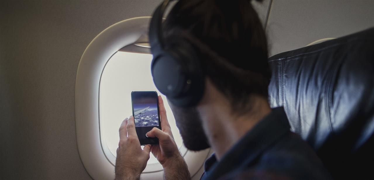 Air France autorise désormais le Bluetooth à bord de ses avions