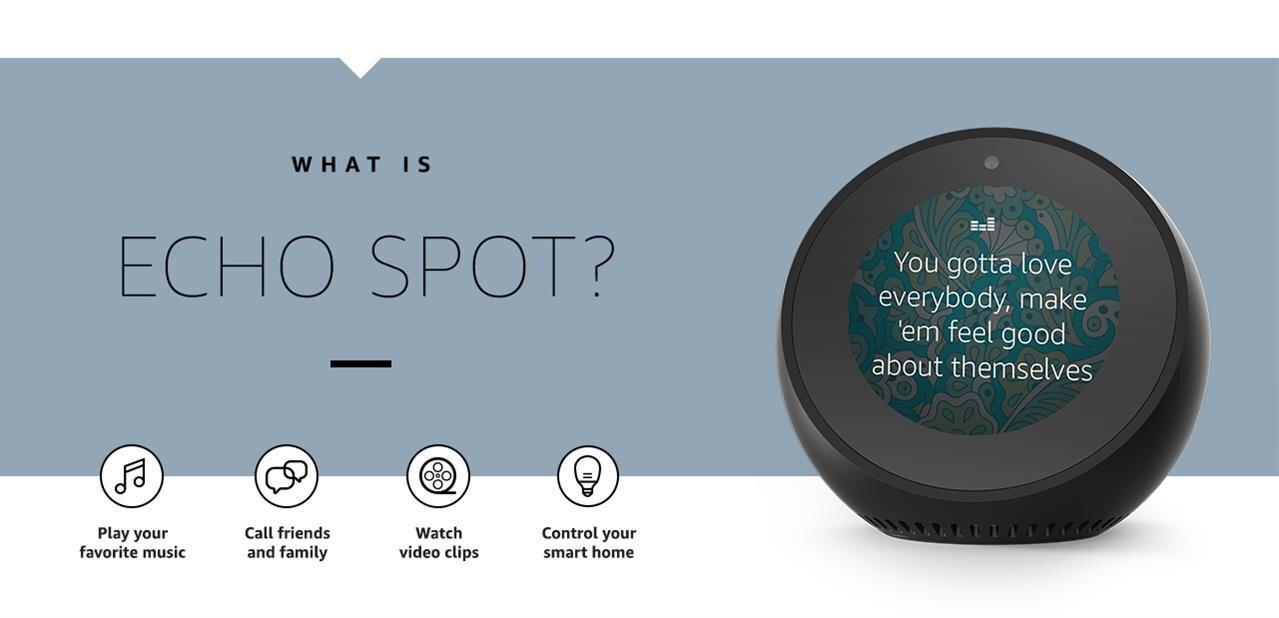 Echo Plus, Spot, Connect, Fire TV 4K HDR, Alexa Gadgets : tour d'horizon des nouveautés Amazon
