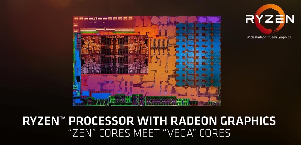 Le Ryzen 3 3200G d'AMD commence à se montrer