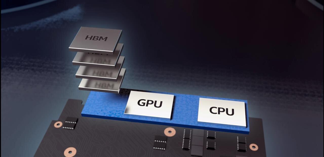 Intel officialise ses processeurs à partie graphique AMD et mémoire HBM2