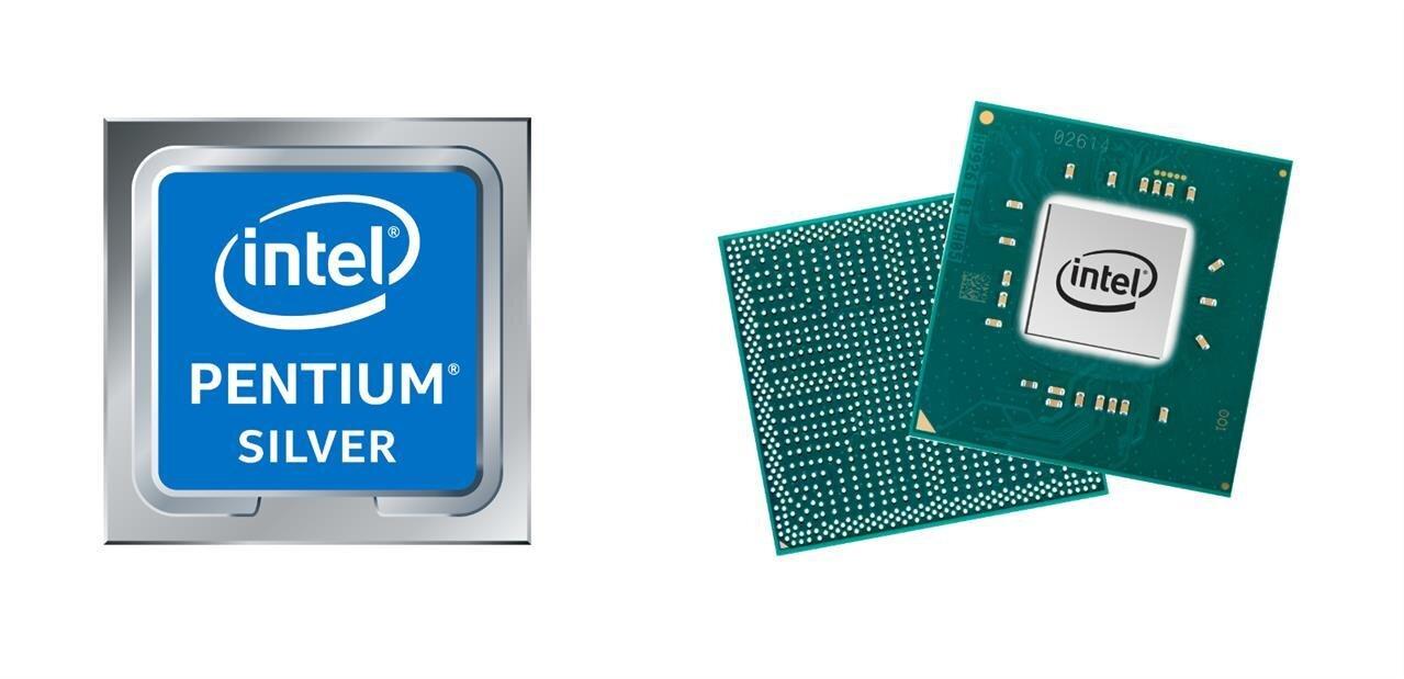 Intel : Celeron et Pentium Silver (Gemini Lake), Gigabit Wi-Fi et écran plus lisible en extérieur