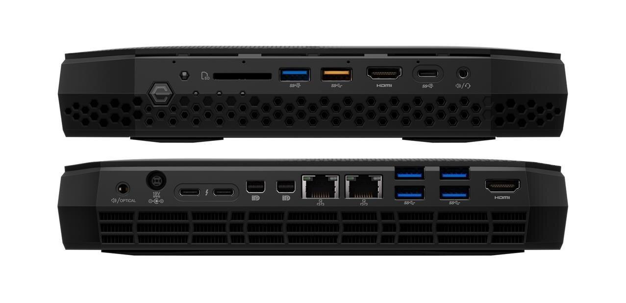 Intel dévoile ses mini PC NUC 8i7HVK eti7HNK avec Radeon RX Vega M GL/GH... dès 799 dollars
