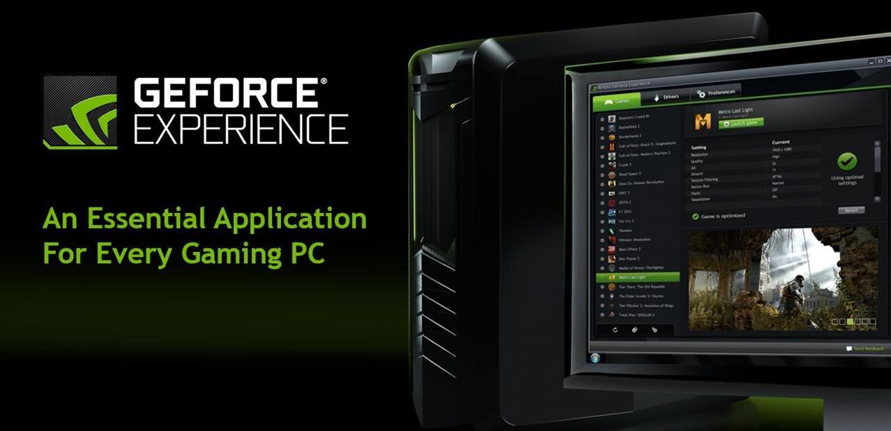 NVIDIA alerte d'une nouvelle faille de sécurité (corrigée) dans GeForce Experience
