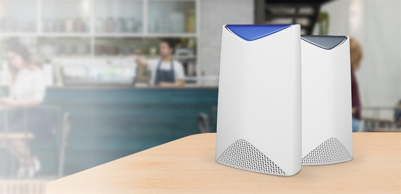 Netgear Orbi Pro avec design spécifique et Wi-Fi multiples : quelles différences en pratique ?