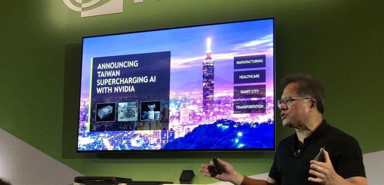NVIDIA entre renouvellement du haut de gamme, robotique et bascule dans le streaming