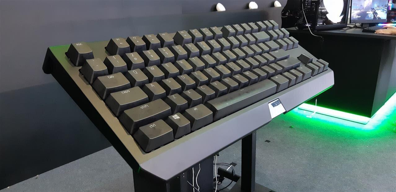 Dans le secteur des claviers, la guerre des switchs bat son plein