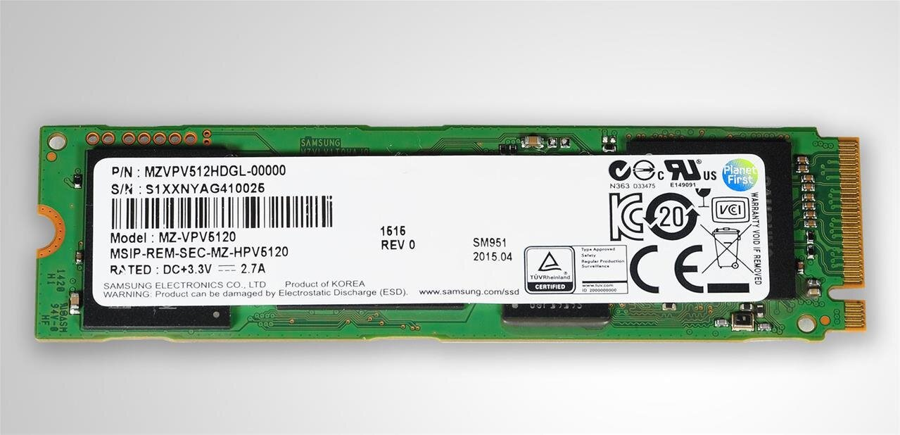 [MàJ] NVM Express : ASUS met à jour ses cartes mères H97, Z97 et X99, Samsung lance un SSD M.2