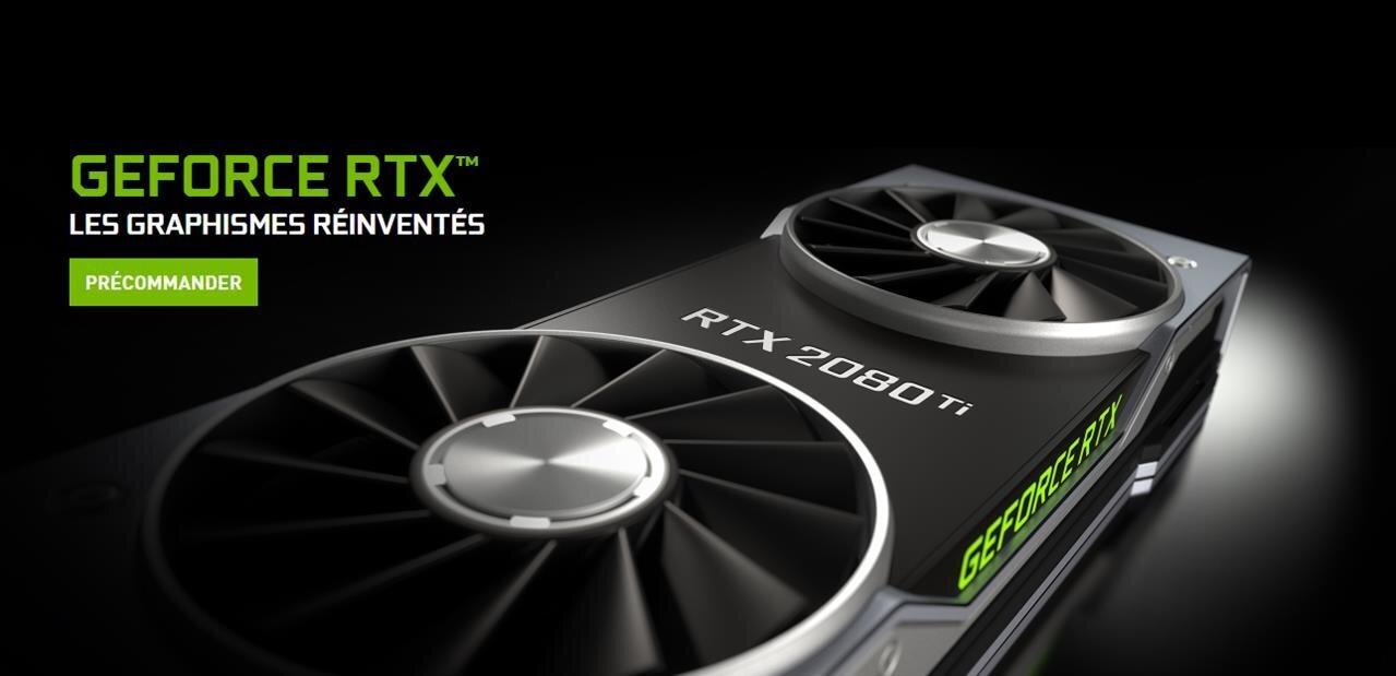 GeForce RTX : NVIDIA veut rassurer sur les performances