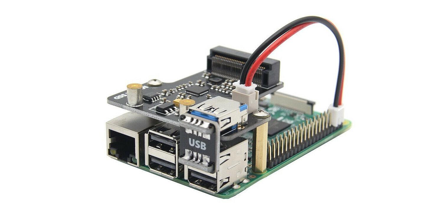 SupTronics X850 : utilisez un SSD plutôt qu'une carte microSD pour le stockage de votre Raspberry Pi