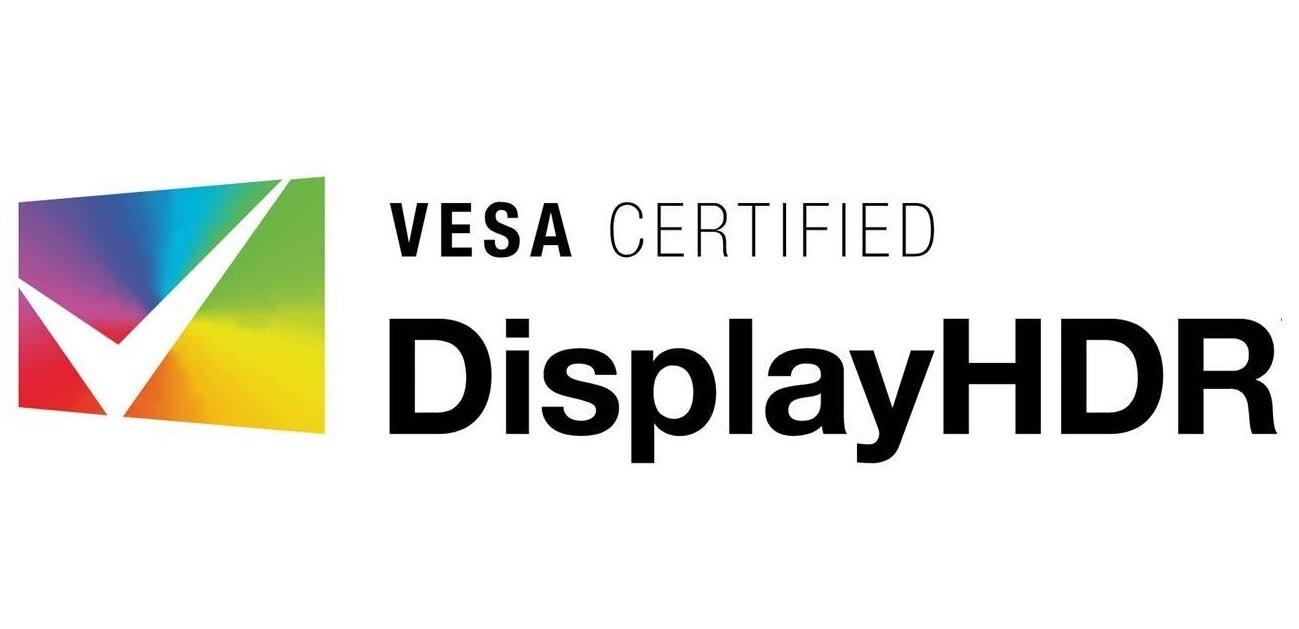Certification DisplayHDR : un nouveau palier 1400, une version 1.1 plus stricte